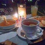 Dinner at Kampung Awi Restaurant