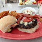 der Hamburger war perfekt