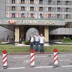 Photo de Crowne Plaza Moscow World Trade Centre