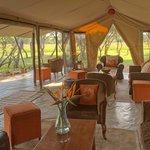 Lounge Area at Encounter Mara