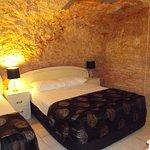 Bedroom in Budget Dugout