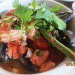 Penn Cove seafood stew