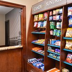 The Pantry offers a variety of meals, snacks, beverage and more.