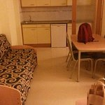 Room was very spacious.