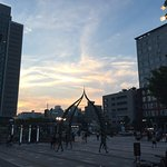 Courtyard Seoul Times Square Foto
