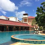 Pool - Naina Resort & Spa Photo