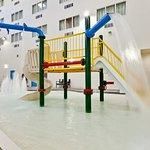 Holiday Inn Lethbridge - Interactive kiddies pool