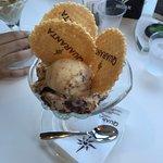 Coppa gelato media