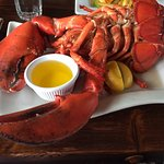 3 Pound Beautiful Lobster at River House Grill, Freeport, NY