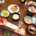 Foto de Tsukioka New Hotel Kangetsu