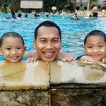 Tanjung Lesung Bay Villa's pool