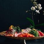 Delicious Sushi platter