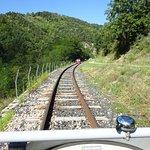 Photo de Vélorail des Gorges du Doux