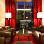 Hotel Bern lobby