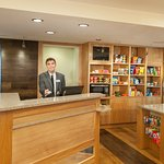 Holiday Inn Express and Suites Germantown Front Desk