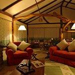 Lounge Area at Topi House