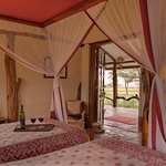 Your bedroom at Topi House