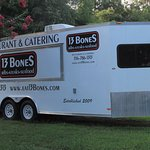 The trailer named Rolling Bones