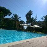 Relax in piscina.