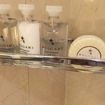 amenities at the suite