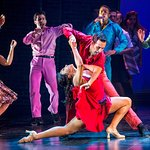 """Cast of Asolo Rep's production of """"West Side Story"""". Photo by Cliff Roles."""