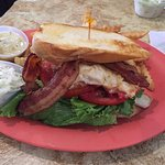 BLT and Lobster