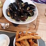 Mussels and Spratts
