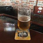 At work of beer