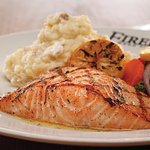 Wood Grilled Salmon