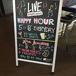 Daily Happy Hour!