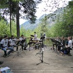 """""""Music in the American Wild"""" at the North Cascades Visitor Center"""