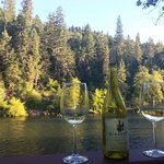 The Rogue River Lodge Restaurant Foto