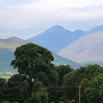 The Kerry Mountains from the Killeen House