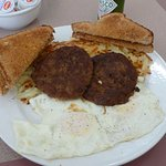 Eggs & Sausage...