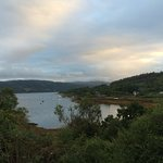 Salen Bay View from Hotel