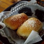 Garlic rolls to die for~