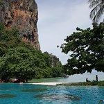 mian pool by Railay beach