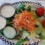 Nice fresh crisp salads