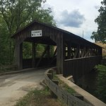 Luther's Mills Covered Bridge aka Knapp's Covered Bridge