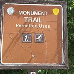 Monument Trail is great year round