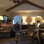 Living/Sitting Room in main inn