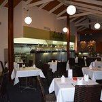Macauleys Restaurant - Indian & western - interior decor