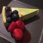 Green Tea Cheesecake :D