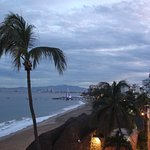 View of Puerto Vallarta from our balcony