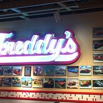 Inside Freddy's in Flagstaff, AZ