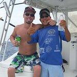 La pesca deportiva con David