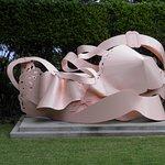 On site sculpture