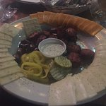 Best sausage and cheese plate - everrrrrr