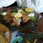 Echt lecker - die gemischte Fischplatte