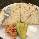 Vegetarian tortilla